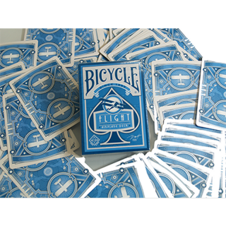 Bicycle Flight Deck (Blue)