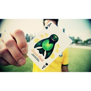 Brazil Playing Cards 2014 by The Blue Crown