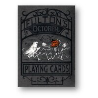October 2014  Playing Cards by Brad Fulton - Dan & Dave