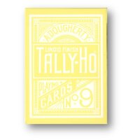 Tally Ho Reverse Circle back (Yellow) Limited Ed. by Aloy...