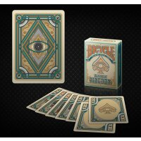 Bicycle Blackout Kingdom Deck (Light Shade) by Gamblers...