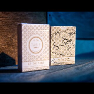 At the Table Playing Cards - Signature Edition (Limited)
