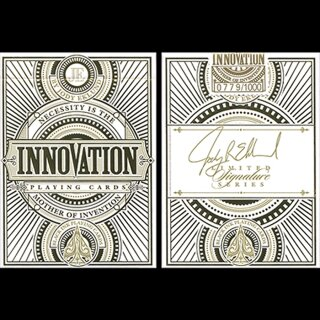 Innovation Playing Cards Signature Edition by Jody Eklund