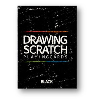 Drawing Scratch Playing Cards USPCC