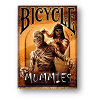 Bicycle Mummies Playing Cards