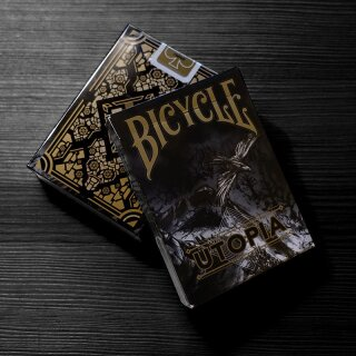 Bicycle Utopia Black Gold