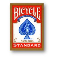 Bicycle - Poker Deck Standard - Rider back Rot