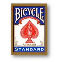 Bicycle - Poker Deck Standard - Rider back Blau