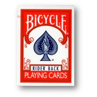 Bicycle - Poker Deck - 807 Rider back Rot