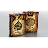 Bicycle Old Parchment Playing Cards