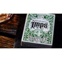 Exclusive Edition Gamesters Playing Cards (Green) by...