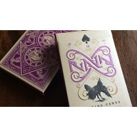 Ravn Purple Haze Playing Cards Designed by Stockholm17