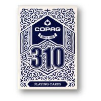 COPAG 310 Playing Cards - Slim Line - Blue