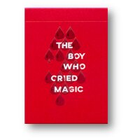 The Boy Who Cried Magic Playing Cards by Andi Gladwin