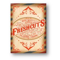 Fresh Cuts Playing Cards