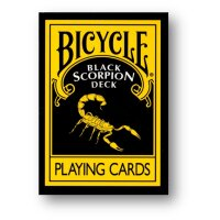 Black Scorpion Deck - Bicycle