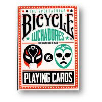 Luchadores Deck - Bicycle