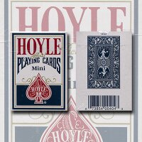 Mini Hoyle Playing Cards (Blue) by US Playing Card Co.